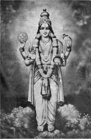 Dhanvantari, il divino dottore dell'Ayurveda