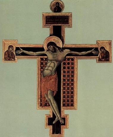 Cimabue - Crocifisso, chiesa di San Domenico, Arezzo