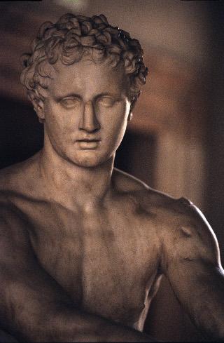Ares - Opera fotografica di Lorenzo Scaramella
