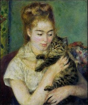 renoir_cat
