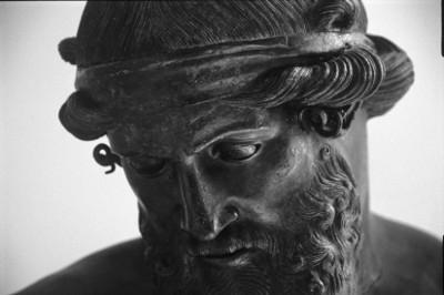Dioniso, immagine fotografica di L. Scaramella