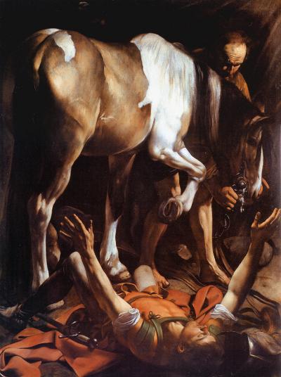 Caravaggio - La conversione di San Paolo