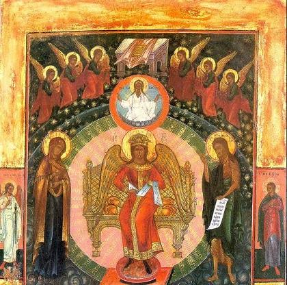 Icona della S. Sofia