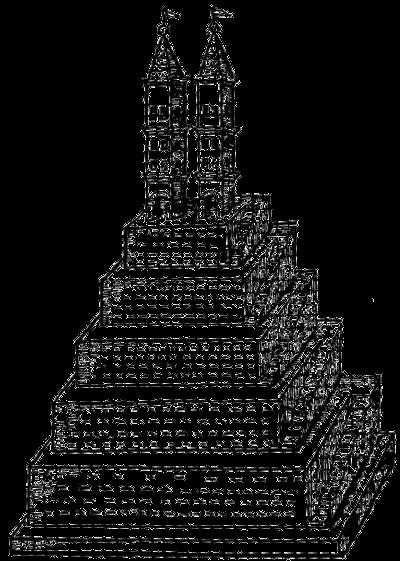 Piramide precolombiana