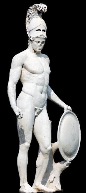Ares, canopo di villa Adriana (Tivoli)