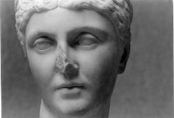 Agrippina, Museo di Ostia Antica