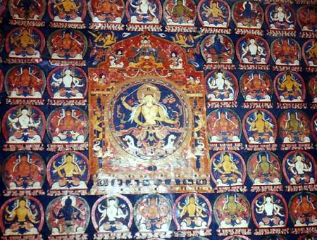 Fig. 2 Alchi Bodhisattva