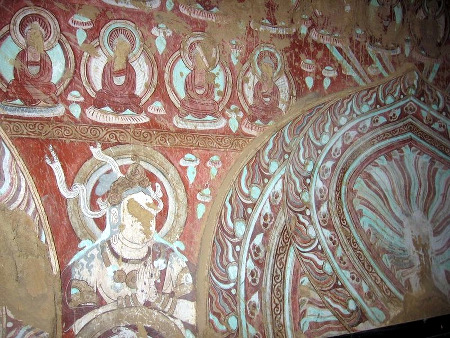 Fig. 3 Bodhisattva Turfan