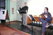 <p>Concerto di Flauto e Chitarra (Sandro Bagazzini)</p>