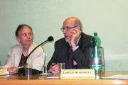 <p>Maria Pia Rosati, Lorenzo Scaramella </p>